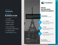 """Check out new work on my @Behance portfolio: """"FLYER"""" http://be.net/gallery/43870299/FLYER"""