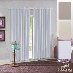Tem um ambiente que pega sol o dia inteiro? Garanta uma maior durabilidade dos móveis e decorações internas com um corta-luz da Bella Janela! <3