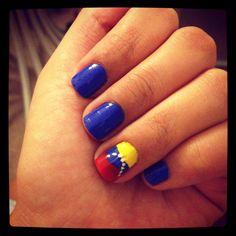 un nail art Venezuela