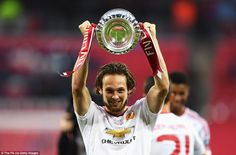 Daley Blind  hopes Van Gaal would stay on as manager and said the Dutchman was happy post-match