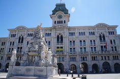 Un'Alba a Trieste. - Recensioni su Piazza dell'Unità d'Italia, Trieste - TripAdvisor