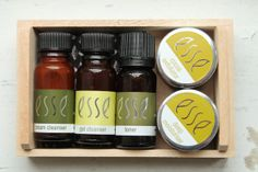 African Beauty Products - ESSE ORGANIC SKINCARE *ONCE UPON A CREAM Vegan Beauty Blog*