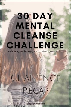 Mental Cleanse Challenge: Week One - Self-care time! Mental Cleanse Challenge: Week One Health Cleanse, Cleanse Detox, Relax, Self Care Routine, Best Self, Self Development, Personal Development, Stress Management, Stress Relief