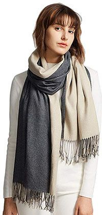 97fb1bf24728a Top 10 Best Women's Winter Scarves in 2019 Reviews