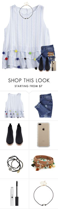 """""""tear streaked"""" by classyandsassyabby ❤ liked on Polyvore featuring Essie, Belkin, Feather & Stone, Tory Burch and City Streets"""