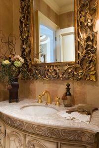 french style bathroom