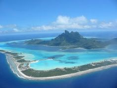 Bora Bora seems heavenly!