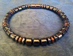 Bracelet magnétique classique ou un collier avec des Accents