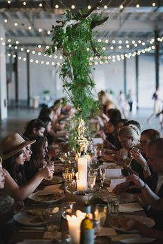 a daily something: Kinfolk Magazine Creative Collaborations Dinner - Washington, DC - Pt. 2