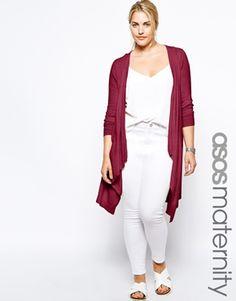 17e9f3de789 ASOS+CURVE+Waterfall+Cardigan Asos Fashion