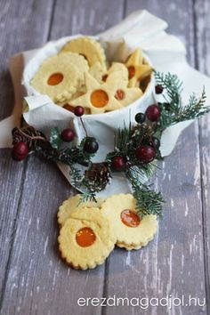 cukormentes-linzer Diabetic Recipes, Diet Recipes, Low Carb, Snacks, Food, Appetizers, Essen, Meals, Skinny Recipes