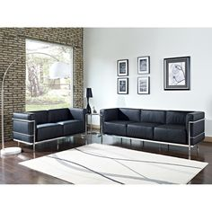 Modway Furniture Charles Grande Loveseat