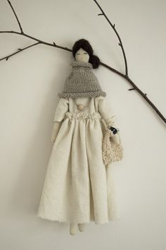 Alessandra Taccia - dolls made by hand