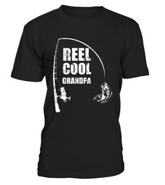 """# Reel Cool Grandpa T-Shirt Fishing Father's Day Gift .  Special Offer, not available in shops      Comes in a variety of styles and colours      Buy yours now before it is too late!      Secured payment via Visa / Mastercard / Amex / PayPal      How to place an order            Choose the model from the drop-down menu      Click on """"Buy it now""""      Choose the size and the quantity      Add your delivery address and bank details      And that's it!      Tags: Perfect Gift Idea for Grandpa…"""