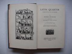 Latin Quarter   (Scenes De La Vie Boheme), Murger, Henri