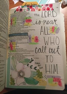 Bible Journaling Through Lent Week 3 Welcome back to our series Bible Journaling Through Lent! This is our third week together, so if you are just joining