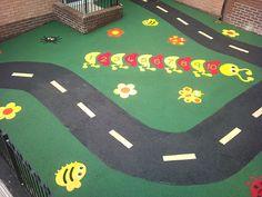 Playground Surface Flooring 1