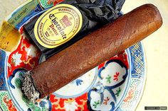 Chocolate Porter by Ezra Zion Cigar Cigar Co.   Cigar Reviews by the Katman