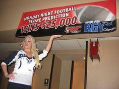Football Promos - KGY & Lucky Eagle Casino