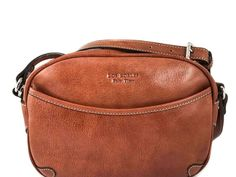 Free US Shipping-Leather Golf Style Handbag Cognac - the OMBU store Golf  Style a12322add3111