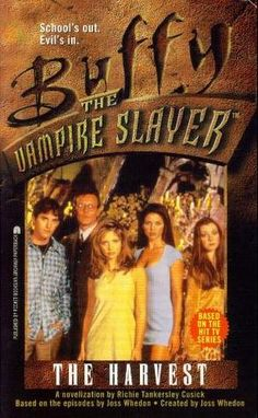 Buffy the Vampire Slayer Books.  I liked most of the books written.
