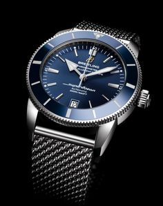 TimeZone : Industry News » Basel 2017 - Breitling Superocean Heritage II Collection