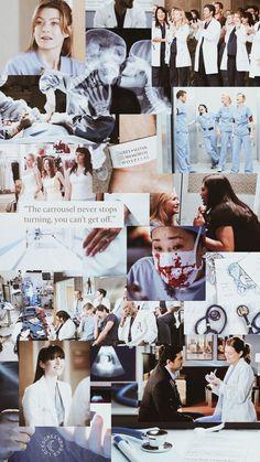 True love for profession Greys Anatomy Episodes, Greys Anatomy Funny, Greys Anatomy Season, Grey Anatomy Quotes, Derek Shepherd, Grey's Anatomy Wallpaper Iphone, Medical Wallpaper, Lexie Grey, Medical Anatomy