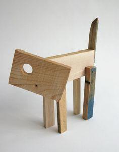 #Raw #Wood #Toy #NinaTolstrup #Castaways