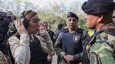 """NOTICIAS VERDADERAS: VIDAL: """"LOS POLICÍAS QUE QUIERAN CONVIVIR CON EL D..."""