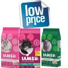 $3.00 Iams Dry Cat Food Coupon $4.47 at Walmart - http://couponsdowork.com/walmart-weekly-ad/iams-dry-cat-food-dealio-walmart-3bucks-stuff/