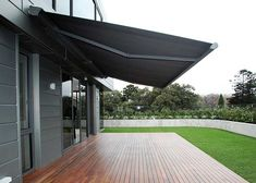 Folding Arm Awning Perth