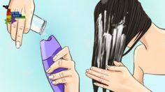 Put Salt in Your Shampoo Before Showering This Simple Trick Solves One of the Biggest Hair Problems We are all used to buy cosmetic products for treating hair issues and improving the hair health. Cleaning Your Colon, Hair Issues, Les Rides, Hair Serum, Health Magazine, How To Make Hair, Hair Health, Big Hair, Vaseline