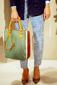 J. Crew Spring 2012 love these pants