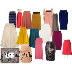 girly spring skirts