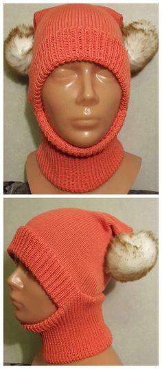 My Works, Knitted Hats, Knit Crochet, Winter Hats, Knitting, Fashion, Knit Hats, Moda, Tricot