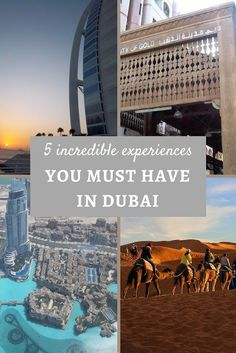 5 Incredible Experiences You Must Have In Dubai | The Diary Of A Jewellery Lover Including afternoon tea in a luxurious hotel, going to the top of the Burj Khalifa, going shopping in the souks or huge shopping malls, taking the 'leap of faith' at Aquaventure and spending the night in the desert