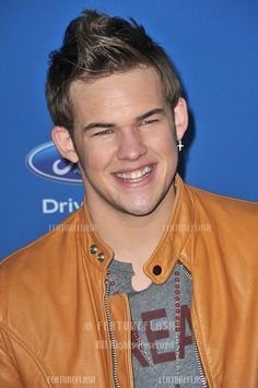 James Durbin--awesome singer who has overcome so much adversity :)