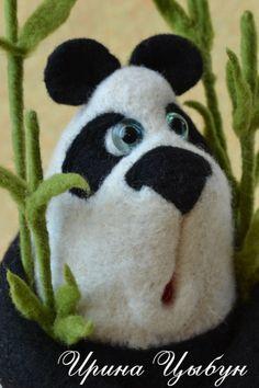 Gallery.ru / панда Цы - Мои валяшки - ytenok