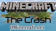 The Crash Adventure Map - minecraft adventure maps : The Crash is an action adventure map in which you need to survive a plane crash, ...  #adventure #maps | http://niceminecraft.net/tag/adventure-maps/