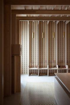 Carmelite Prayer Room by Niall McLaughlin Architects