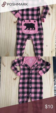 36a3430faf Butt flap union suit pajamas bear bum Adorable union suit with old school  snap butt flap