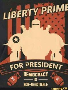 Liberty Prime Meme