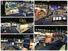 Seen at American Society of Clinical Oncology #ASCO14 in Chicago!#Freeman #FreemanCo #exhibitorservices #tradeshow #events #FreemanExposition