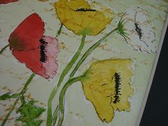 Wildflowerhouse: Sunshine and More Watercolors by Sharon Judd Chapman