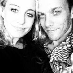 Allie Wood & Jake Abel <3 <3