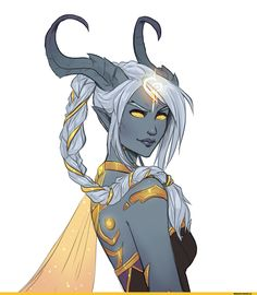 http://img1.reactor.cc/pics/post/full/Faebelina-artist-Draenei-Warcraft-расы-4185725.png