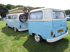 Long Term Goal - VW based trailer for more camping or show equipment
