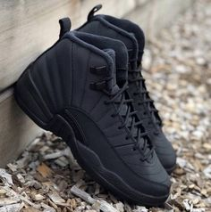 pretty nice c1d20 75936 Air Jordan 12 Winterized Black Anthracite Release Date - SBD , [post_tags