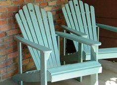 Take the Side Street: A Porch Pick-Me-Up (Or, 'Aqua Strikes Again')