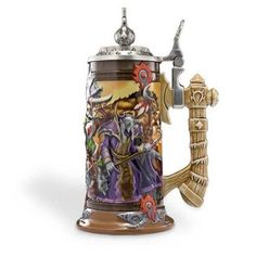 World of Warcraft Horde Epic Collectors Tankard